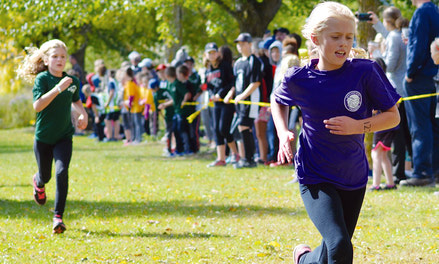 {Students flock to North Woods for regional cross country meet - Oct. 11, 2018}