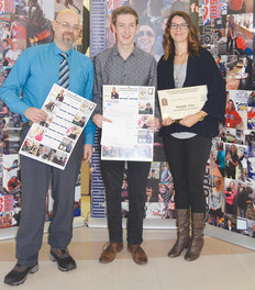 {CHSS Co-op Program celebrates another good year - Feb. 1, 2018}